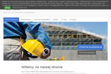 Tuk Floor Paulina Tukan - Wykładziny Szczecin