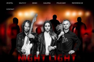 Zespół muzyczny Night Light Warszawa - Zespół muzyczny Warszawa