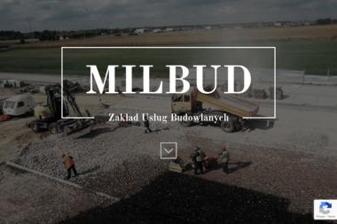 Zakład Usług Budowlanych MILBUD - Ekipa budowlana Konin