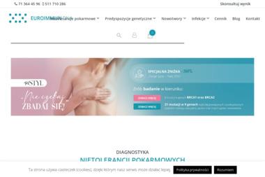 Laboratorium genetyczne EUROIMMUN DNA - Laboratoria, analizy Wrocław