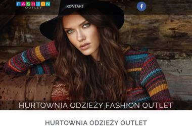 FASHION OUTLET - hurtownia odziezy uzywanej lubelskie - Firmy odzieżowe Świdnik