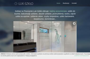 Łukasz Anderko Luk-Szkło - Balustrady szklane Ćwiklice