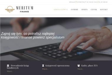 Meritum Finanse biuro usług rachunkowo-finansowych - Doradca podatkowy Oława