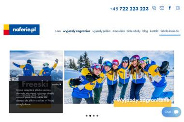 Naferie.pl Sp. zo.o. - Imprezy integracyjne Nowy Targ