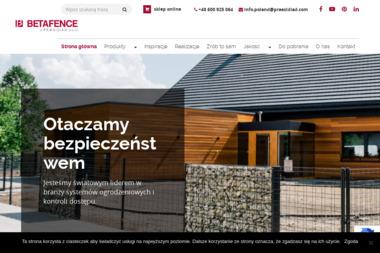 Betafence Sp. z o.o. - Montaż Ogrodzeń Panelowych Kotlarnia