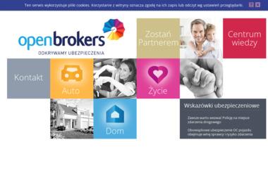 Open Brokers  Oddział  Olsztyn - Ubezpieczenia Olsztyn