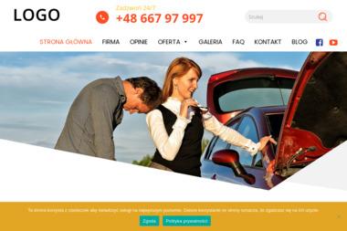 TOMCAR Tomasz Płocki - Pomoc drogowa Malbork