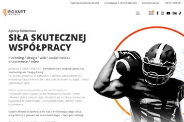 Agencja Reklamowa ROXart sp. z o.o - Opakowania Rzeszów
