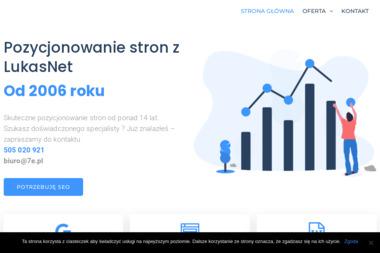 LUKASNET - Marketing IT Zabrze