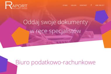 Biuro podatkowo-rachunkowe RAPORT Joanna Warawan - Kadry Bydgoszcz