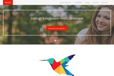 Biuro Rachunkowe ARKAM Sp. z o. o. - Kadry Z艂awie艣 Wielka
