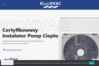 EcoHVAC Sp. z o.o. oddział w Polsce - Urządzenia, materiały instalacyjne Lublin