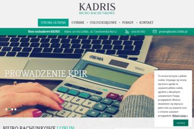 Biuro rachunkowe KADRIS - Doradztwo, pośrednictwo Lublin