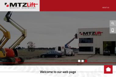 MTZ LIFT Sp. z o.o. - Studnie głębinowe Łosice