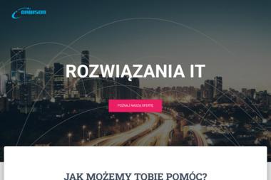 Orbison Rafał Jeżak - Internet Słubice