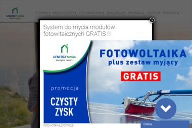 Tomasz Nowak 4 ENERGY TOMIKA - Powietrzne Pompy Ciepła Pabianice