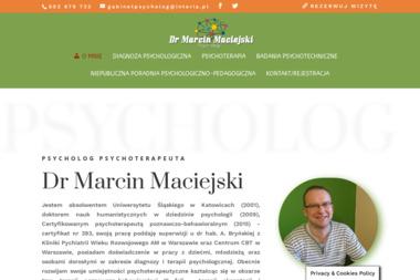 Gabinet Psychologiczny - Psycholog Ostrów Wielkopolski