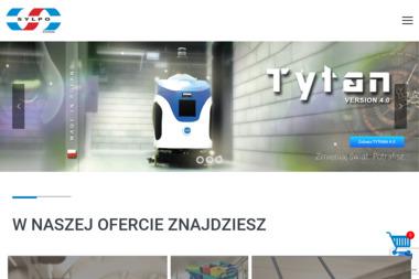 SYLPO SYSTEM SYLWESTER I MICHAŁ PODSTAWKA S.C. - Dostawcy maszyn i urządzeń Lublin