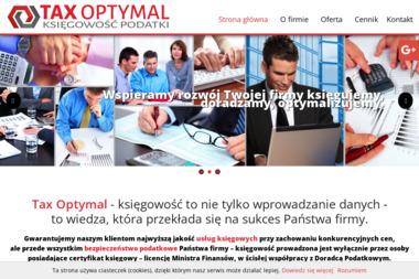Biuro rachunkowe TAX OPTYMAL - Rozliczanie Podatku Marki