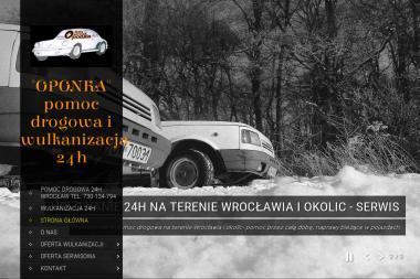 Auto Serwis Oponka - Wymiana olejów i płynów Wrocław