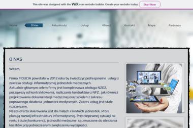 FIDUCIA Usługi Informatyczne Anna Młodawska - Doradztwo informatyczne Kielce