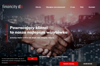 Financity spó艂ka z o.o. / Broker Leasingowy - Leasing Operacyjny Kraków