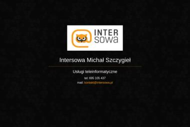 Intersowa Michał Szczygieł - Agencja interaktywna Zakopane