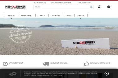 Medicalbroker.pl - Sklepy Online Bydgoszcz