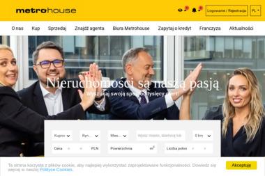 Gal Polska Grupa Zakupowa Sp. z o.o. (Metrohouse oddz Rzeszów) - Kredyt hipoteczny Rzeszów