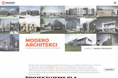 MODERO architekci Sp. z o.o. - Projektowanie Wnętrz Gliwice