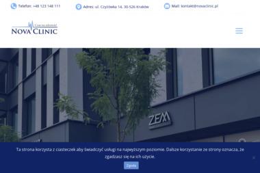 Nova Clinic - Masaż Kraków