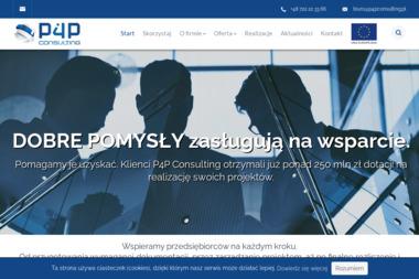 P4P Consulting - Biznes Plan Firmy Krosno