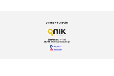 Qnikstudio.pl - Reklama Internetowa Bytów