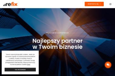 Agencja Interaktywna REFIX - Oprogramowanie Sklepu Internetowego Rzeszów