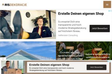 Ris DEKORACJE - Architekt wnętrz Kołobrzeg