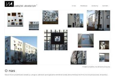 WARSZTAT ARCHITEKTURY M. Opioła - Przegląd Budynku Gdynia