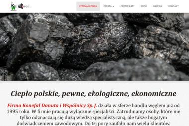 Konefał Danuta i Wspólnicy Sp. J. - Ekogroszek Mielec