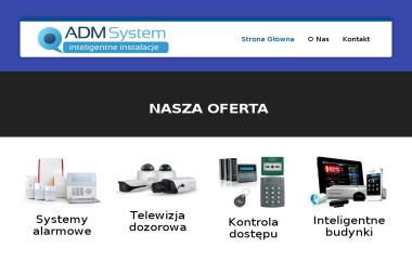 ADM SYSTEM Mateusz Orlik - Alarmy Tarnowo Podgórne
