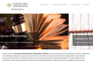 Kancelaria Adwokacka Monika Raiwa, Jacek Wyleżuch - Adwokat Wodzisław Śląski