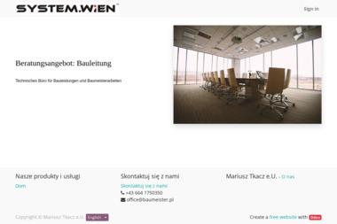 Baumeister Sp. z o.o. - Okna i Drzwi Sierpc