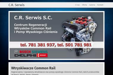 CR SERWIS - Serwis motoryzacyjny Oława