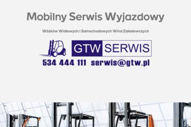 Gtw Serwis - Wózki widłowe Kielce