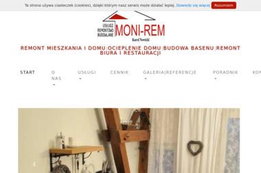MONI-REM - Remonty mieszkań Żnin