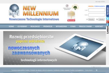 NEW MILLENNIUM Sp. z o.o. - Systemy i usługi Legnica