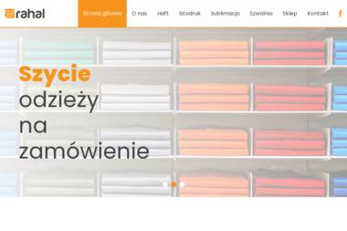 Rahal Rafał Łowicki - Nadruki Knurów