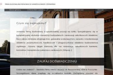Renowacje Kamień Klinkier Adrian Czerwiński - Izolacja Poddasza Pszczyna
