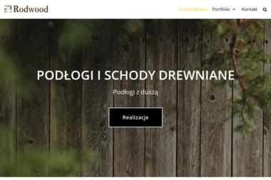 Rodwood Parkiety Schody Drewniane - Balustrady Kute Góra Kalwaria