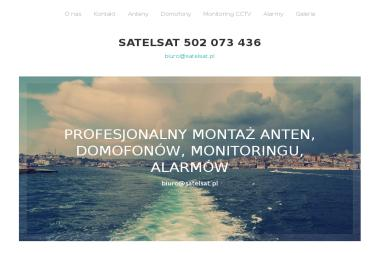 Satelsat - Alarmy Siechnice