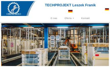 Tech Projekt sp z o.o. - Spawacz Tomaszów Mazowiecki