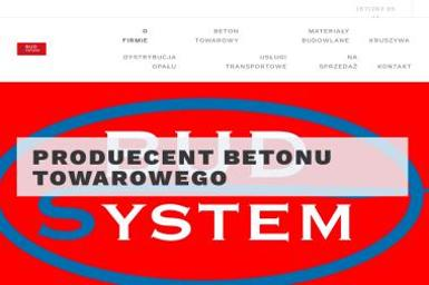 BUD-SYSTEM Korczak Sp. J. - Beton Krajenka